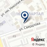 Компания WebToAll на карте