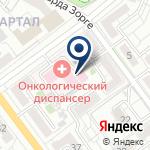 Компания Волгоградский областной онкологический диспансер №3 на карте