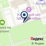 Компания Октябрь, МУП на карте