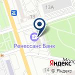 Компания НВБС на карте