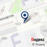 Компания Акрон Волга на карте