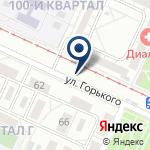 Компания Мастерская по ремонту часов на карте