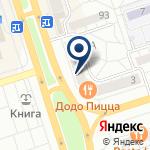 Компания TianDe на карте