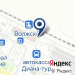 Компания Avtomart на карте