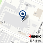 Компания ВСКМ на карте