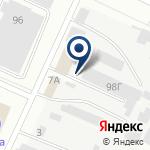 Компания АЛИОТ ПЛЮС на карте