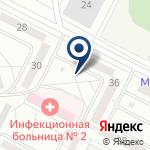 Компания Волгоградская областная инфекционная больница №2 на карте