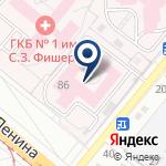 Компания Волгоградский областной уронефрологический центр на карте