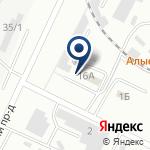 Компания ПК-ВОЛГА на карте