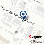 Компания Стандарт-Полимер на карте