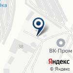 Компания ИНФ-Абразив на карте