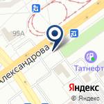 Компания Перекрёсток на карте