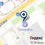 Компания Татнефть-АЗС-Юг на карте