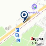Компания АГЗС на карте