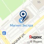 Компания Карина на карте