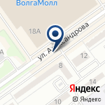 Компания Киномакс Волжский на карте