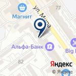 Компания Yablokova studio на карте