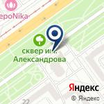 Компания Поликров на карте