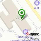 Местоположение компании Алвопринт