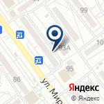Компания Интерфейс на карте