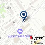Компания Дмитриевские бани на карте