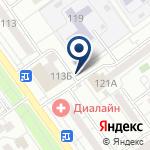 Компания Магазин российских тканей и постельных принадлежностей на карте