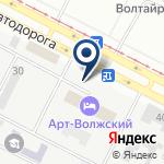 Компания Вереск на карте
