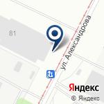 Компания ТМК Чермет-Волжский на карте