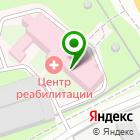 Местоположение компании Академия здоровья