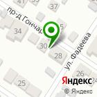 Местоположение компании ПРОМТ