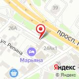 Автостоянка на проспекте Победы