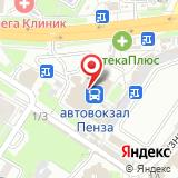 Автостоянка на ул. Луначарского, 1 к1