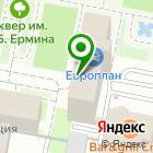 Местоположение компании LEDСВЕТ
