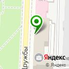 Местоположение компании ЛСД Электроникс