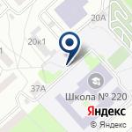 Компания Средняя общеобразовательная школа №220, МБОУ на карте