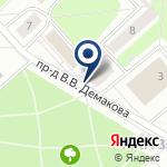 Компания Зареченский кластер интеграции технологий на карте