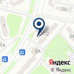 Компания Банкомат, Поволжский банк Сбербанка России на карте