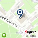 Компания Универсам на карте