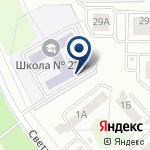 Компания Средняя общеобразовательная школа №226 на карте