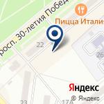 Компания Банкомат, Совкомбанк, ПАО на карте