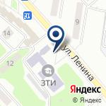 Компания Зареченский технологический институт на карте