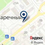 Компания АКБ Инвестторгбанк на карте