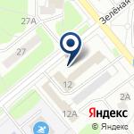 Компания Управление вневедомственной охраны войск национальной гвардии РФ по Пензенской области, ФГКУ на карте