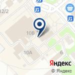 Компания Блик на карте
