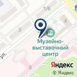 Компания Музейно-выставочный центр, МУК на карте