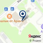 Компания Тепло-Газ Монтаж на карте