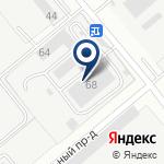 Компания Ремонтно-строительный комбинат, МП на карте