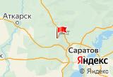 карта местности