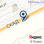Компания Оазис на карте