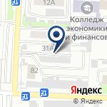 Компания Геоинформатика на карте